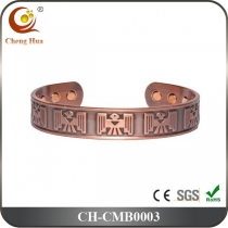 Copper Magnetic Bracelet CMB0003