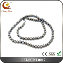 Stainless Steel & Titanium Chain Necklace SCNL0017