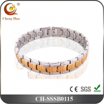 Single Line Men's Magnetic Bracelet SSSB0115
