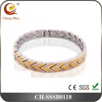 Single Line Men's Magnetic Bracelet SSSB0118