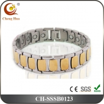 Single Line Men's Magnetic Bracelet SSSB0123
