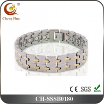 Single Line Men's Magnetic Bracelet SSSB0180