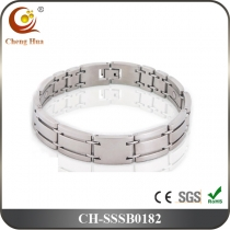 Single Line Men's Magnetic Bracelet SSSB0182