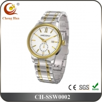Stainless Steel Magnetic Energy Watch SSW0002