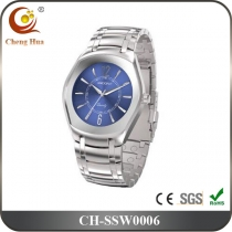 Stainless Steel Magnetic Energy Watch SSW0006