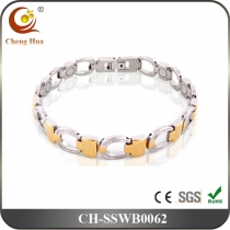 Single Line Women's Magnetic Bracelet SSWB0062