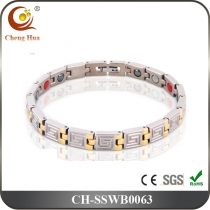 Single Line Women's Magnetic Bracelet SSWB0063